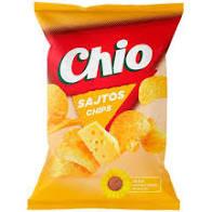Chio chips sajtos 140g