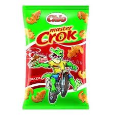 Chio Master crock Pizzás 40g