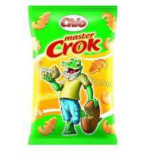 Chio Master crock Sajtos 40g