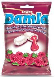 Damla cukor 90g/Málna/