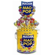 Maoam Pop 13g Vödrös