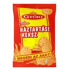 Győri háztartási keksz 200g
