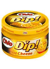 Chio Dip Hot Cheese 200g