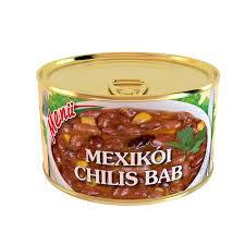 Menü Készételek 400g Mexikói chilis bab