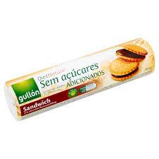 Gullon diabetikus szendvicskeksz 250g