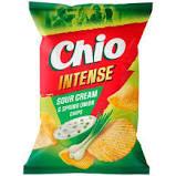 Chio Intense sour cream & spring onion 65g