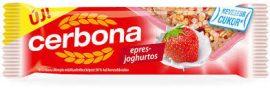 Cerbona szelet 20-25g Eper-Joghurt