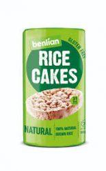 Puffasztott rizs natúr 100g