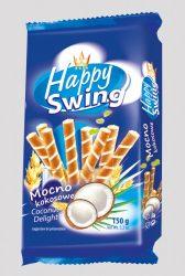 Happy Swing Vaníliás ostyarúd 150g