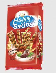 Happy Swing Kakaós ostyarúd 150g
