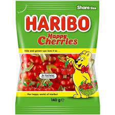 Haribo 80-100g/Happy Cherries