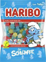 Haribo 80-100g/Schlümpfe