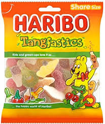 Haribo 80-100g/Tangfastics