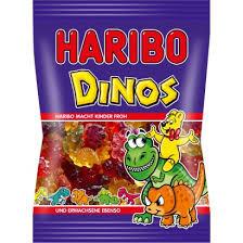 Haribo 80-100g/Dínó