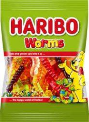 Haribo 80-100g/Kukac