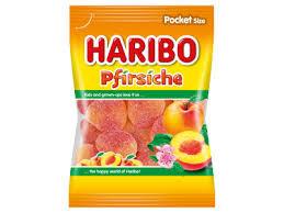 Haribo 80-100g/Őszibarack