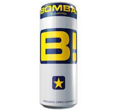 Bomba energiaital 250ml/Cukormentes/