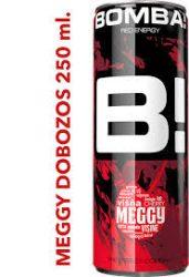 Bomba energiaital 250ml Meggy
