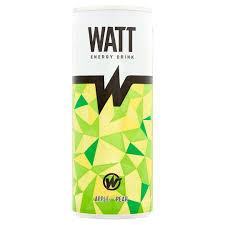 Watt energiaital 250ml/Alma-Körte/