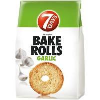 Bake Rolls 70-80g/Fokhagymás/