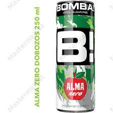 Bomba energiaital 250ml/Alma-Zéró