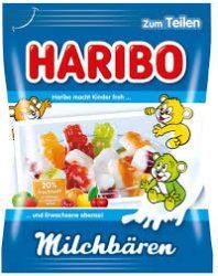 Haribo 80-100g/Milchbären
