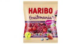 Haribo 80-100g/Fruitmania Berry