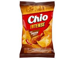 Chio Intense spicy Chicken 65g