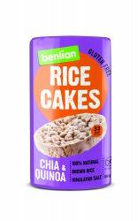 Puffasztott rizs Chia&Quinoa 100g