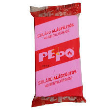 Alágyújtós PEPO 300g