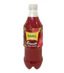 Márka üdítő 0,5l Málna-limonádé