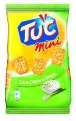 Tuc Mini Kréker 100g/Hagymás-tejfölös
