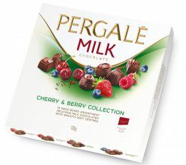 Pergalé 120-130g praliné-cherry berry
