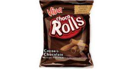Viva Rolls 100g-Choco