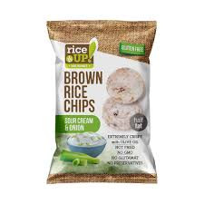 Rice Up Glut.ment chips 60g/Hagy-Tejf