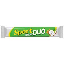 Sport szelet Kókusz duo 60g