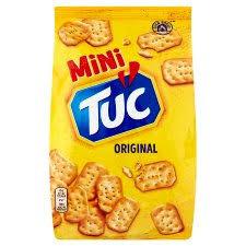 Tuc Mini Kréker 100g/Sós/
