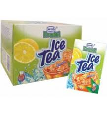 Frutti italpor 8,5g/ice tea citrom