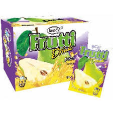 Frutti italpor 8,5g/körte