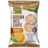 Rice Up Glut.ment chips 60g/Sajtos