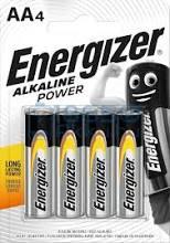 Energizer Power AA ceruza(4db)