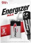 Energizer Max 9volt (1db)