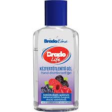 Bradolife kézf.gél 50ml/Gyümölcsös