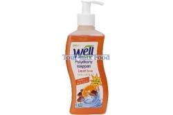 Well Foly.szappan 0,5L/Narancsos