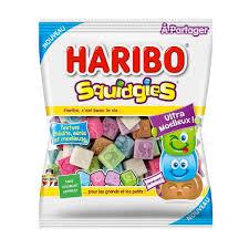 Haribo 80-100g/Squidgies