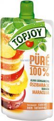Top Joy Püré 120g/Őszi-maracuja