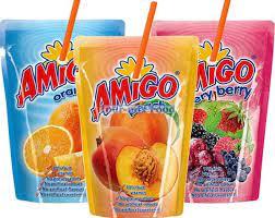 Amigo szívósz.200ml/Erdei gyümölcs