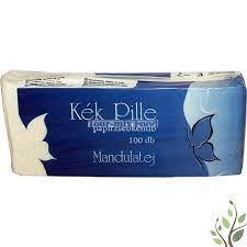 Papirzsebkendő Pille Mandulatej 100g