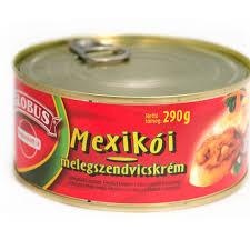 Glóbusz melegsz.krém 290g Mexico