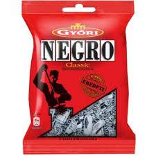 Negro cukorka 79g Classic
